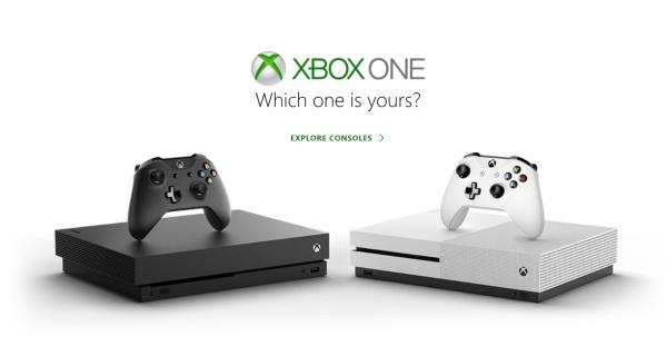 Web copy for Xbox.com