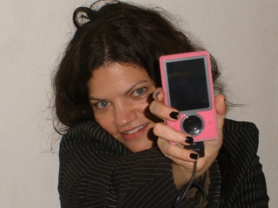 The first Zune!