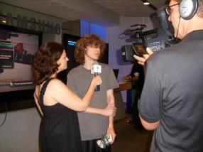 Interviewing eSport champ
