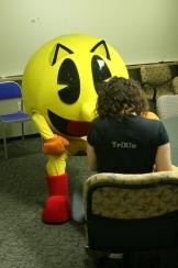 Interviewing Pac Man