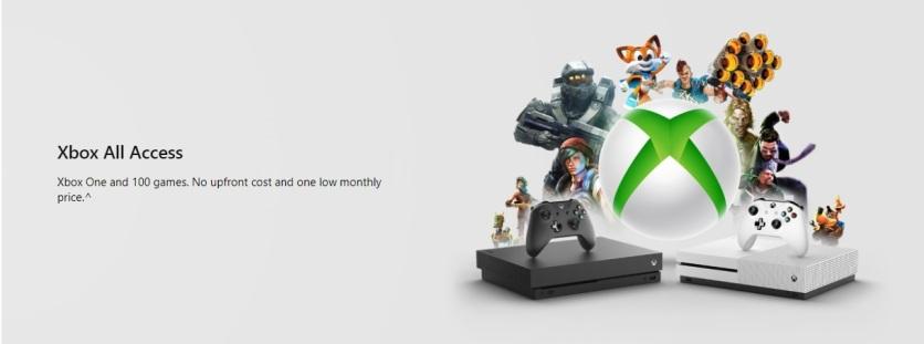 Sample - Xbox All Access